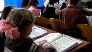 Уроки вчителів Чутівської школи 2013 р.