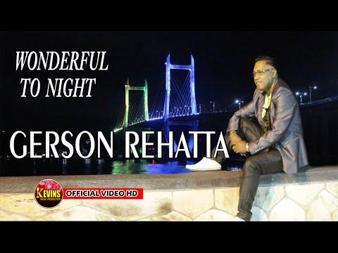 WONDERFUL TO NIGHT   VOC  GERSON REHATTA - KEVINS MUSIC PRO ( COVER )
