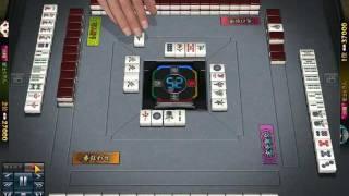 無料3Dオンライン麻雀「雀龍門3」 垂れ流しその2