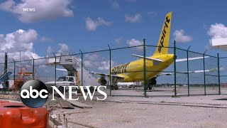 Spirit cancels hundreds of flights due to 'operational challenges'