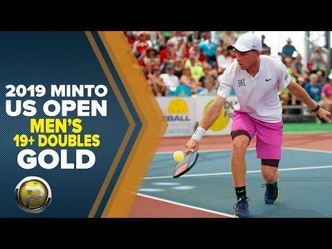 Men's 19+ GOLD - 2019 Minto US Open Pickleball Championships
