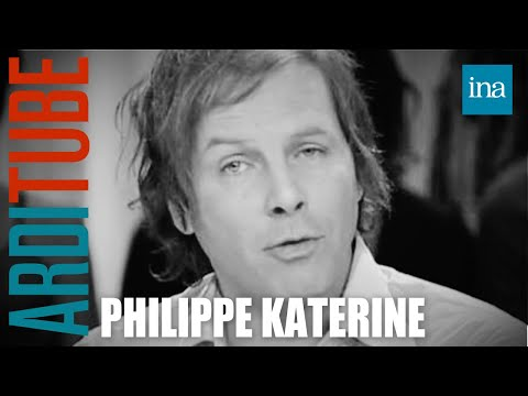 Philippe Katerine chez Thierry Ardisson | Archive INA