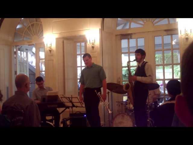 Elijah Jamal Balbed quintet --