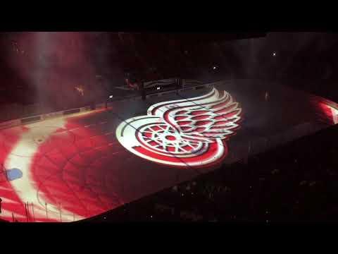 Detroit Red Wings vs Buffalo Sabres   Official FLP PreGame Show Video
