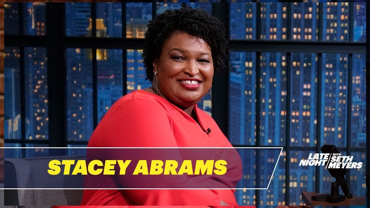 Stacey Abrams Says Voter Fraud Is a Myth