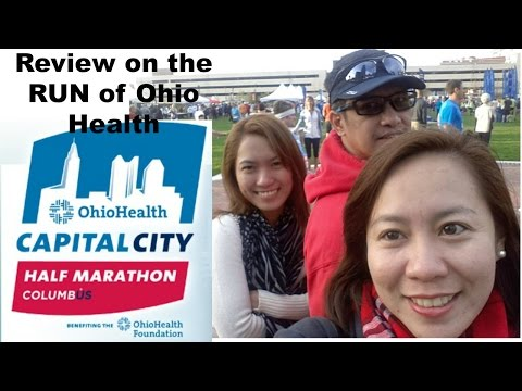 Review on the Ohio Health Capital City Run in Columbus, Ohio