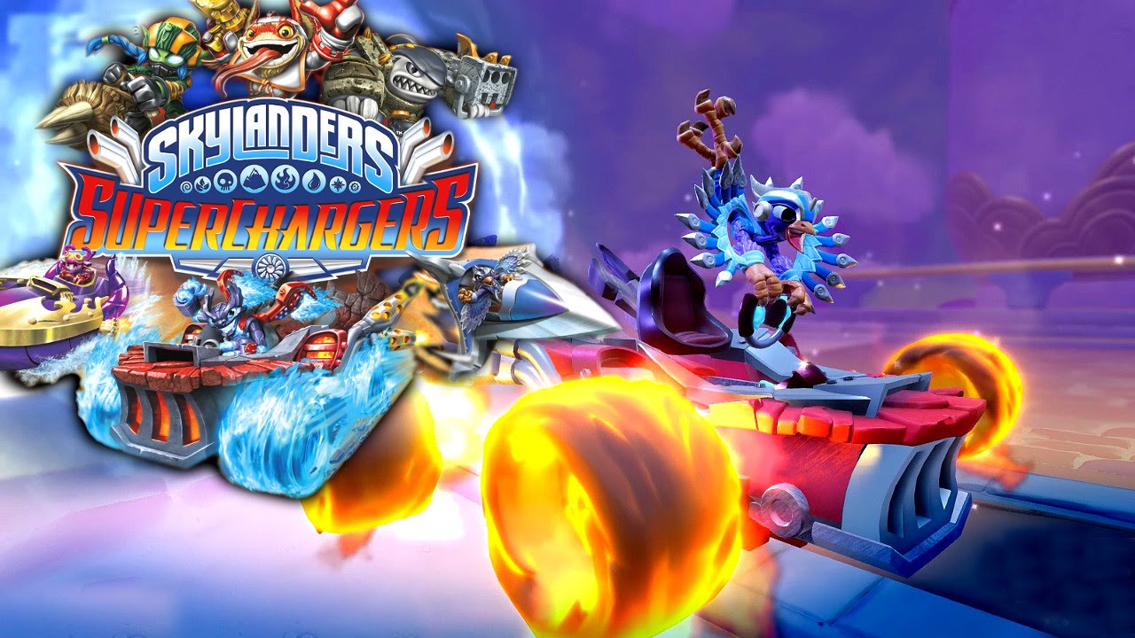 skylanders wallpaper trap team