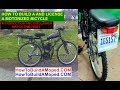 Gambar cover How To Build and License a Motorized Bike INTRODUCTION AND DISCLAIMER Part 1