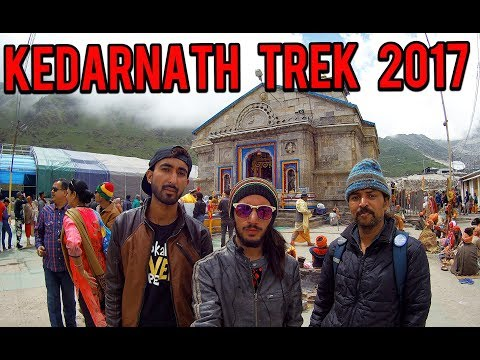 Gaurikund To Kedarnath Trek 2017 | Fastest Char Dham Ride | Day 5 |
