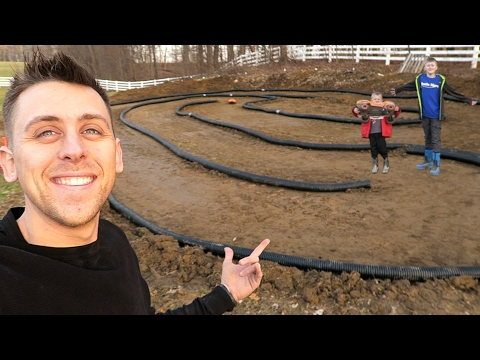 Thumbnail: THE NEW BACKYARD!!