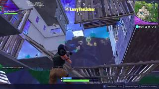Shopping Cart Glitch To Get Under Tilted Towers (Fortnite Glitches)