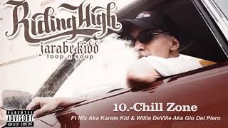 Gambar cover 10.- Jarabe Kidd - Chill Zone Ft. Willie DeVille & NFX (Prod. Jamgle)