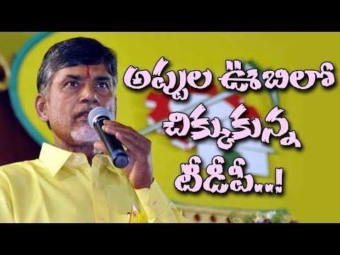 నమ్మండి.. అధికారంలో ఉన్నా టీడీపీకి అప్పులేనట ..!  Believe It or Not : Telugu Deasm Party in Debts..!