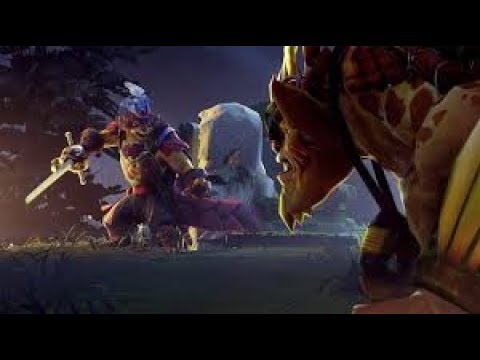 sylph two new heroes dueling fate update dota 2 ti7 youtube