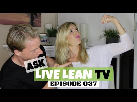 Healthy Eating or Working Out? Free Foods? Snack Ideas | #AskLiveLeanTV Ep  037