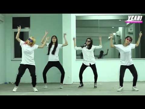 LK nhảy dân vũ - Trống Cơm,ABC,Rửa Tay