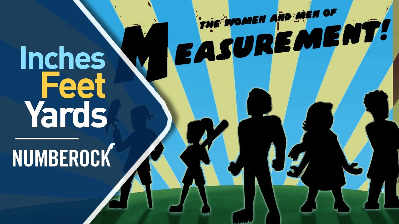 Inches Feet And Yards Song Measurement For Kids