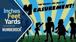 Zoll, Fuß und Yard Song ⋆ Messung für Kinder