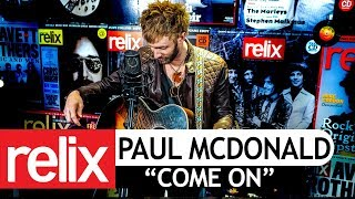 """Come On"" 