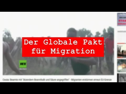Globaler Migrationspakt: Die Nächsten werden kommen