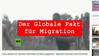 Globaler Migrationspakt: Die nächsten Millionen werden kommen!