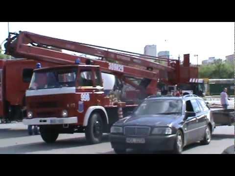 SH Star28 (309N29 OSP Jeziorany) & GCBA Scania (309N43 OSP Olsztynek) ALARMOWO