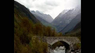 zwitserland oost : fotoimpressie van een bergland