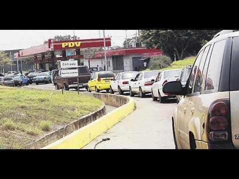 Última Hora: queda poco para que se acabe la gasolina en Vzla - Chic al Día EVTV ' 05/17/2019 seg 2