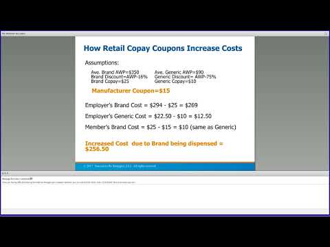 Lowering Specialty Drug Costs Through Copay Assistance and Manufacturer Coupon Programs