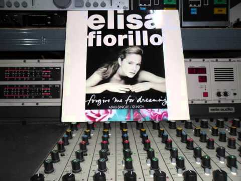 Elisa Fiorillo Forgive Me For Dreaming 12  45RPM 1988 Remasterd By B.v.d.M 2013