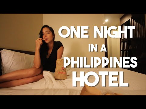 One Night in a Philippines Hotel