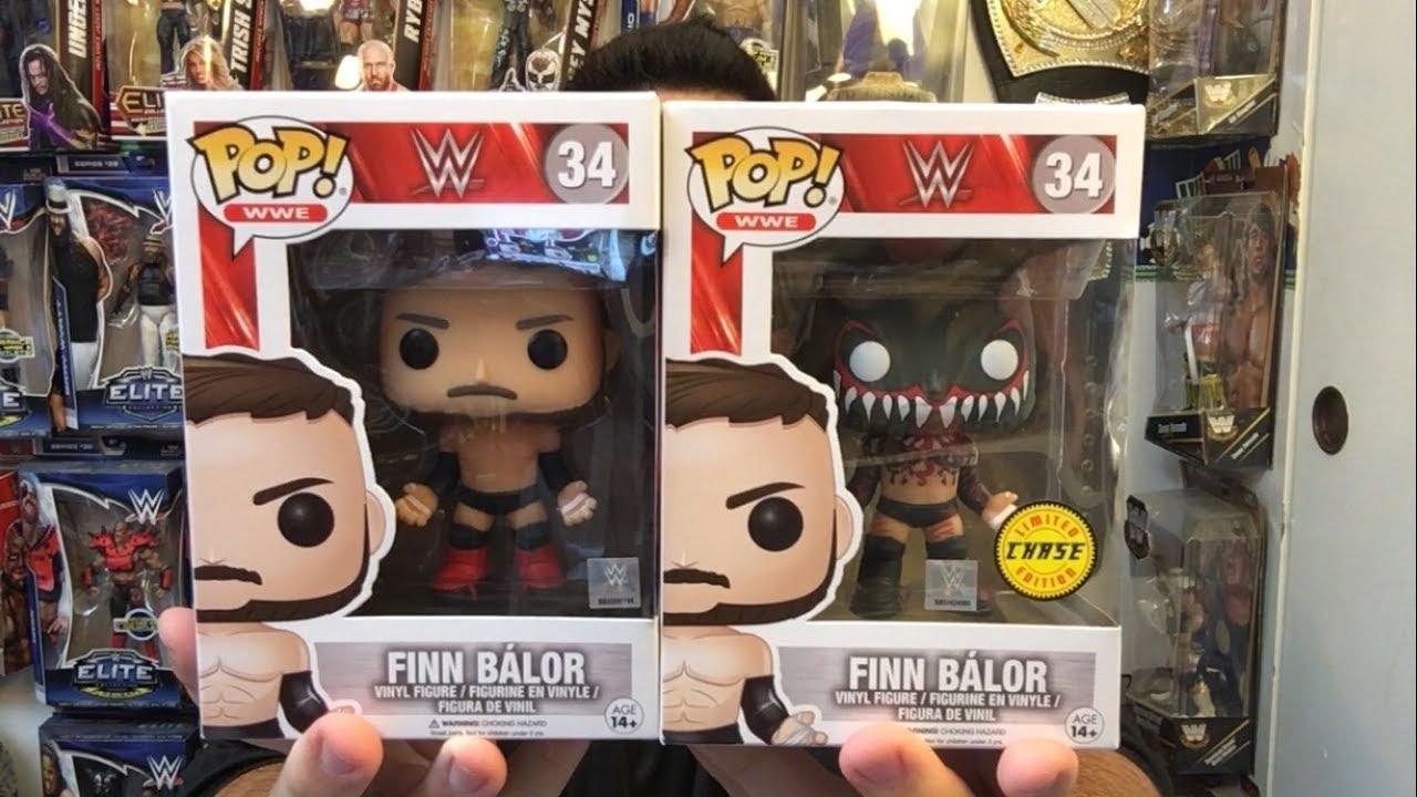 Finn Balor POP Vinyl Figure by Funko *NEW* WWE