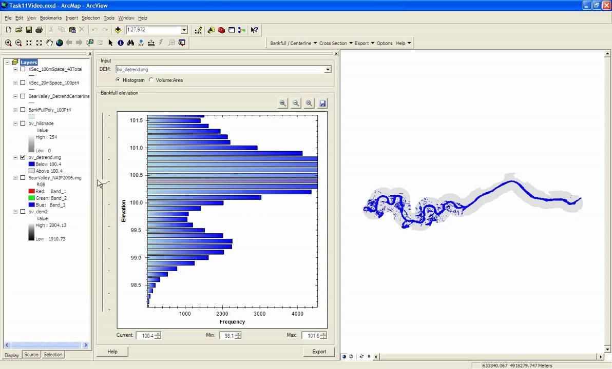 river bathymetry toolkit rbt