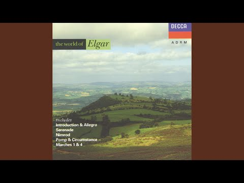 Elgar: There Is Sweet Music, Op.53, No.1
