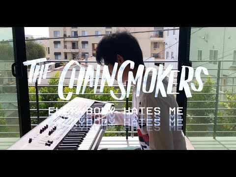 The Chainsmokers - Everybody Hates Me - Tony Ann Piano Cover