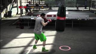 Xbox 360 - Fight Night Champion - Legacy Mode - Fight 36 - Joe Calzaghe vs Joey Howell