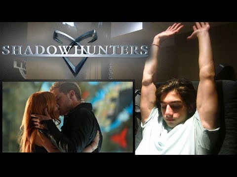 "Shadowhunters Season 1 Episode 11 REACTION - 1x11 ""Blood Calls to Blood"" Reaction"
