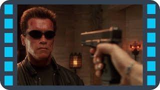 Выстрел в голову Т-850 — Терминатор 3: Восстание машин (2003) сцена 5/10 HD