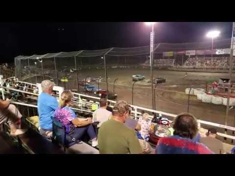 Sportsman Feature - Macon Speedway 6/29/19
