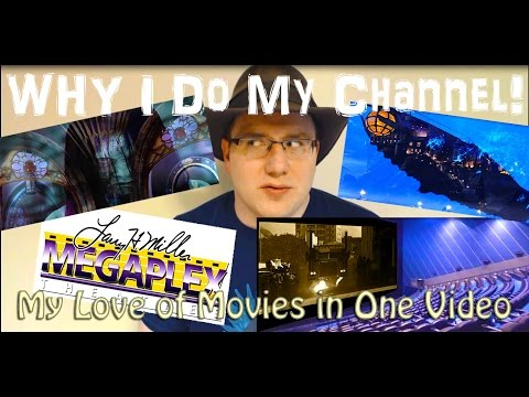 WHY I DO MY CHANNEL | My Love of Movies in One Video | andEnjoyTheShow SPECIAL Episode