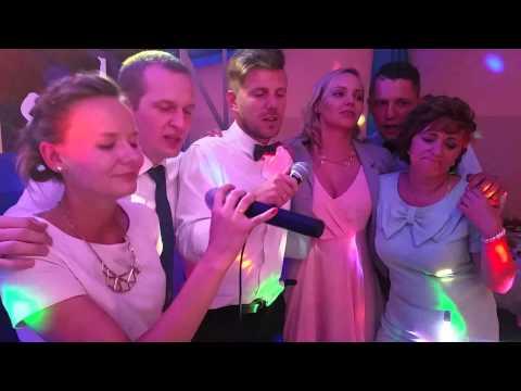 Karaoke na Weselu Oli i Artura,Gości Bawi DJ-Johny,Duet.OSP Bełchów.Skierniewice.Łowicz