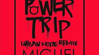 ✦ J.Cole - Power trip (feat. Miguel) (Urban Noize remix) (hiphop)