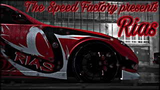 The Speed Factory presents: Rias (The Crew 2 Cinematic)