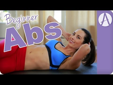 7 Simple Moves for SEXY ABS | Autumn Fitness