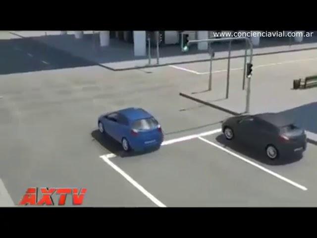 Los puntos ciegos del auto