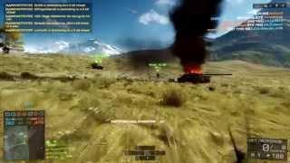 Battlefield 4 Правильное уничтожение техники