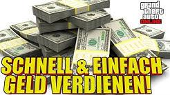 Legal Geld verdienen! Schnell und Einfach - GTA 5 ONLINE Deutsch