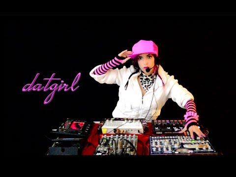 """datgirl -- """"even nice girls get naked"""" live hardware"""