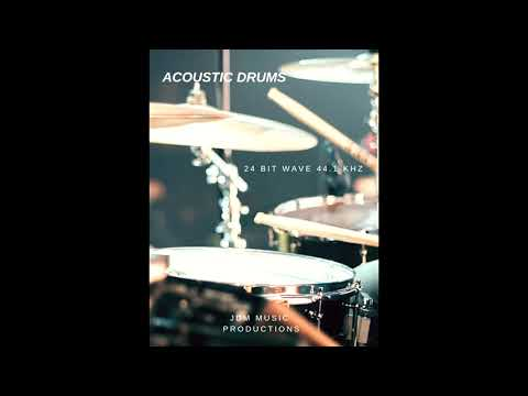Acoustic Drums Loop Library (Audio Preview) mp3