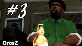 Let's play Grand Theft Auto San Andreas #3- Two number 9's
